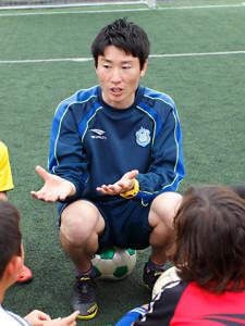 西村伸介/NISHIMURA SHINSUKE コーチ