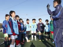 第3回 サッカースクール「湘南小僧」開催