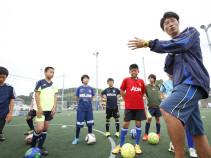 第6回 サッカースクール「湘南小僧」開催