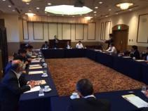 神奈川県鉄筋業協同組合「平成27年度第1回意見交換会」に出席致しました