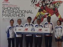 第10回記念大会 湘南国際マラソンを応援します