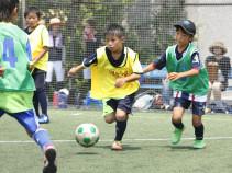 第7回 サッカースクール「湘南小僧」開催